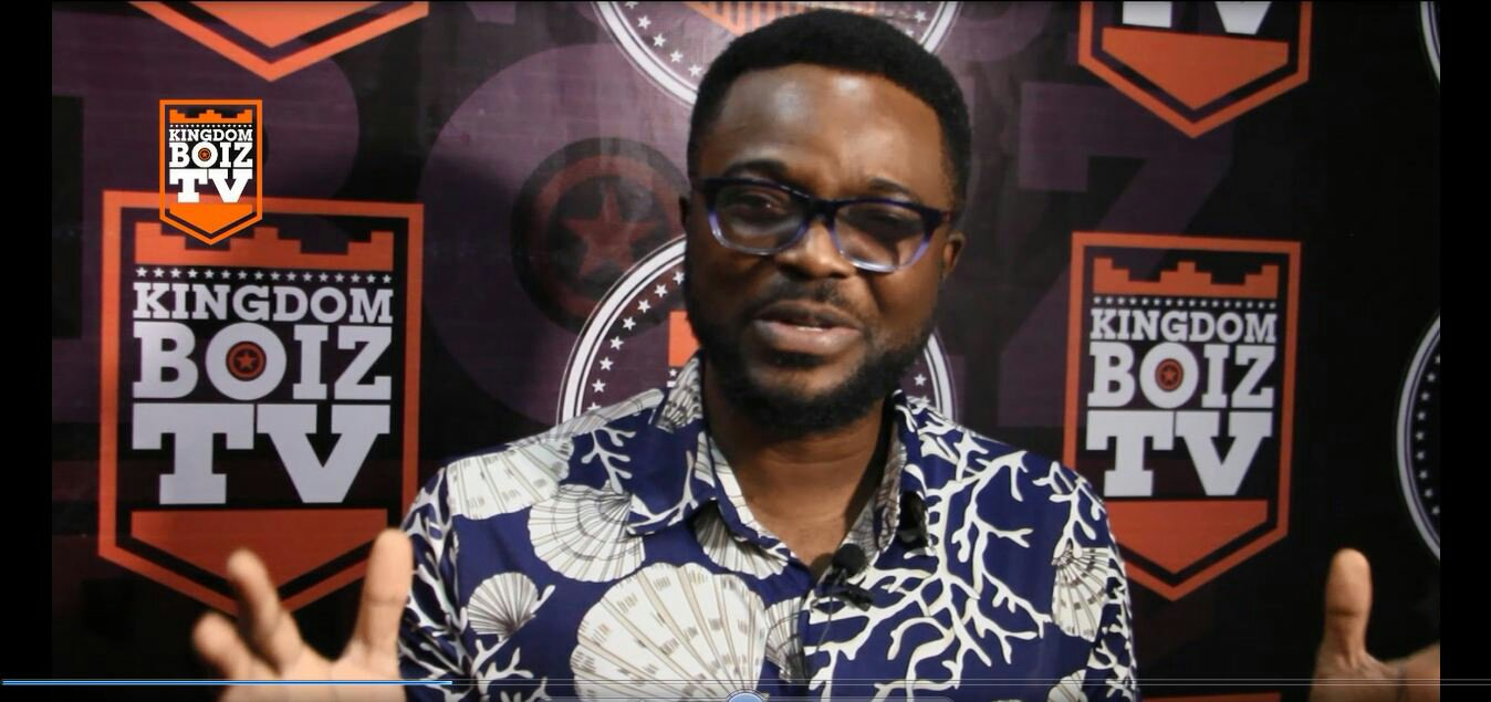 """""""You Cant Use Speaking In Tongues To Replace Hard Work"""" – Mike Abdul Passes Message To Upcoming Artistes"""