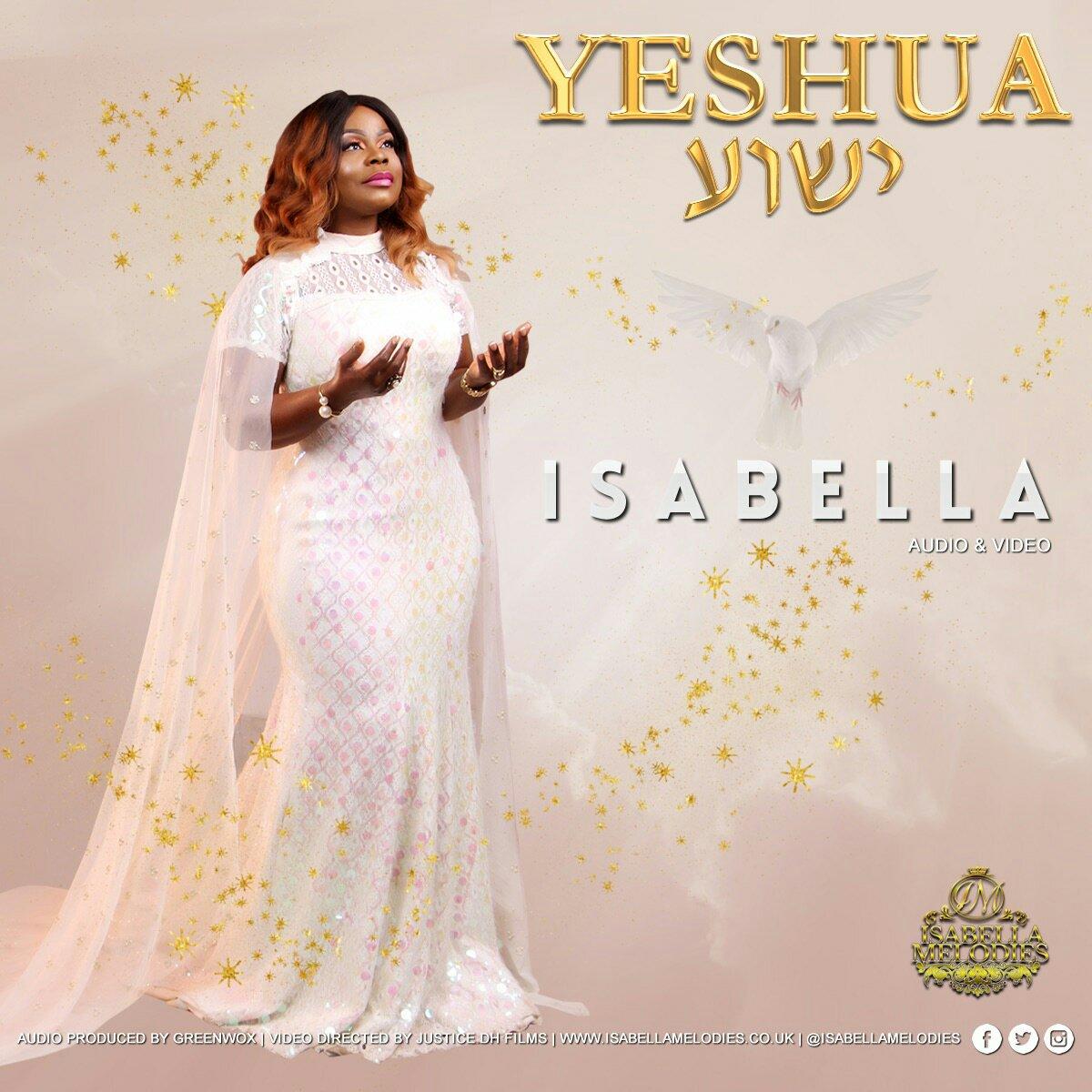 MUSIC Video + Audio: Isabella – Yeshua