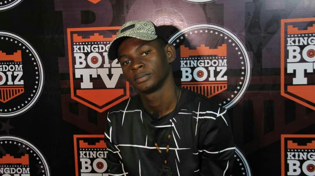 """ I Dont See Myself Quitting Music In The Near Future"" – O'Tobi Speaks On Kingdomboiz Tv"