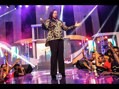 MUSIC Video: Sinach – Matchless Love