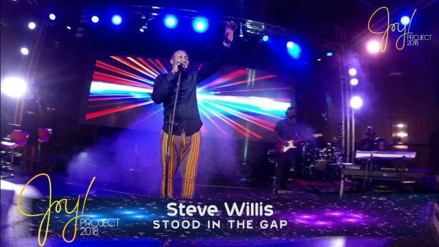 Image result for STEVE WILLIZ - STOOD IN THE GAP (OFFICIAL VIDEO)