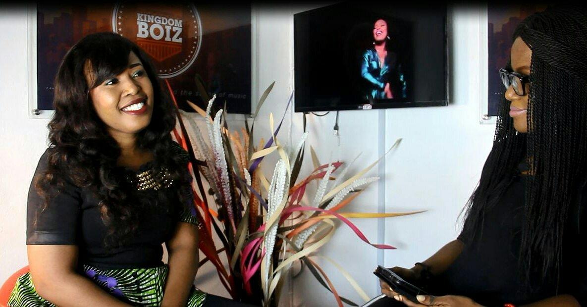 Monique Talks About Her New Album & How She Got The Inspiration For Power Flow On Kngdomboiz Tv