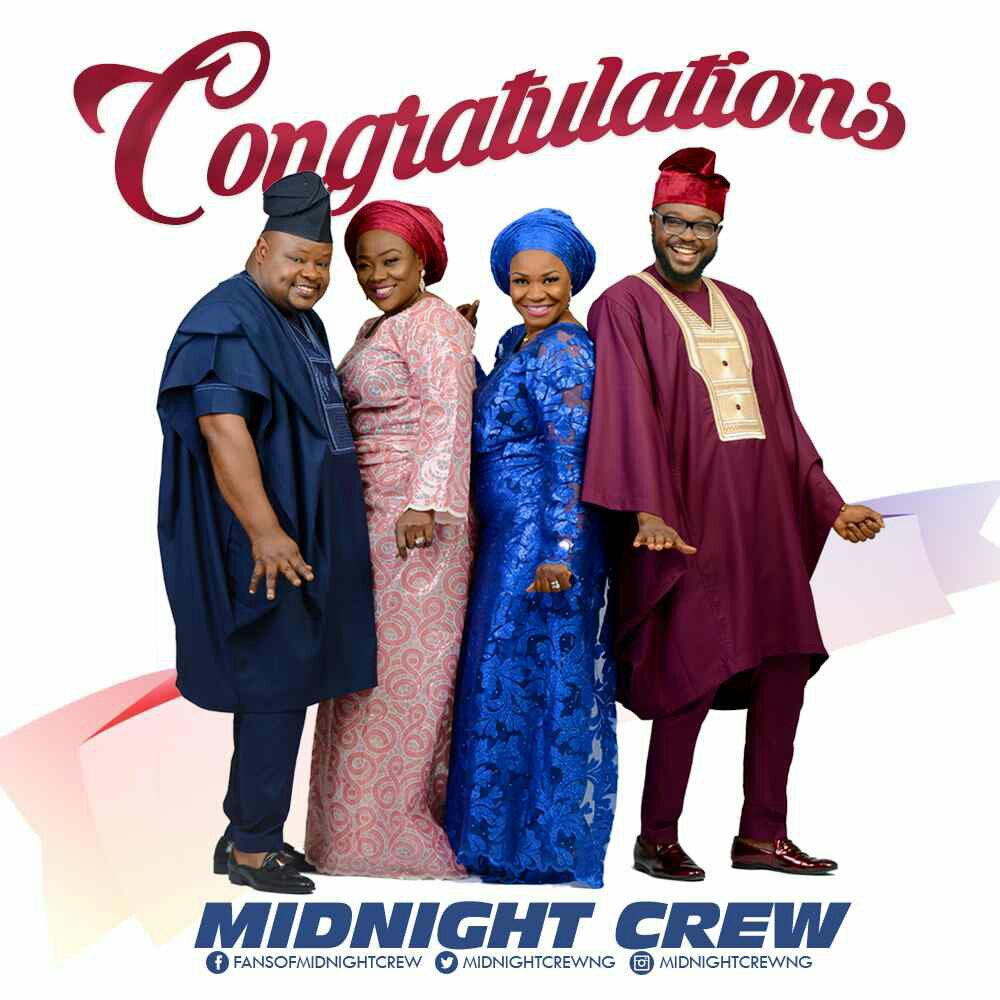 """Midnight Crew Celebrates 17th Year Anniversary With Double Release – """"Good God"""" & """"Congratulation"""""""