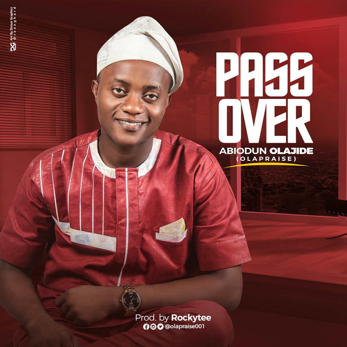 DOWNLOAD Music: Olapraise - Pass Over (Prod. By Rockytee)