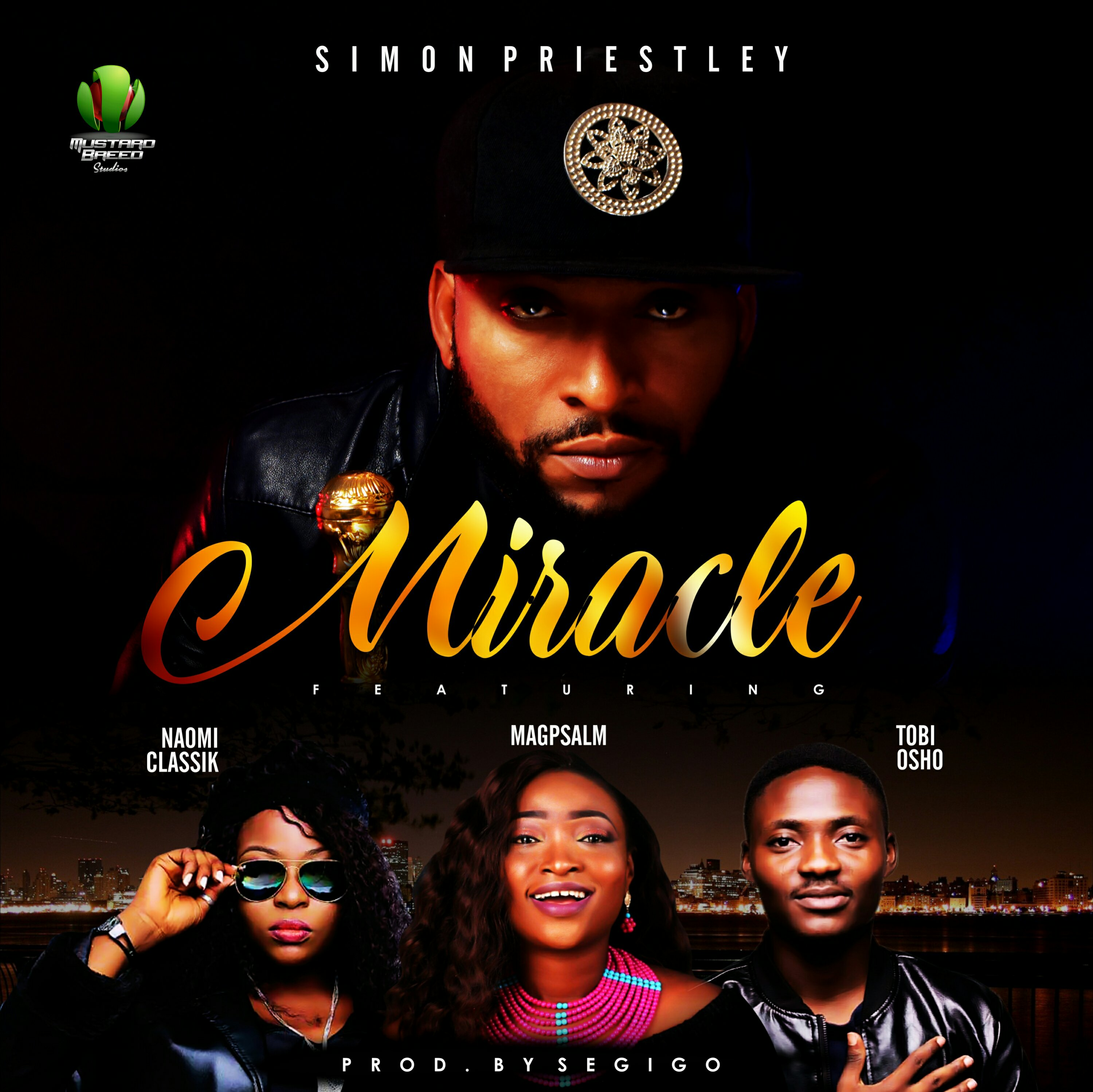 DOWNLOAD Music: Simon Priestly – Miracle