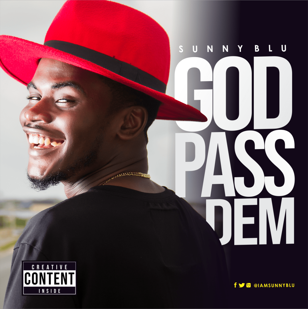 DOWNLOAD Music: SunnyBlu - God Pass Dem