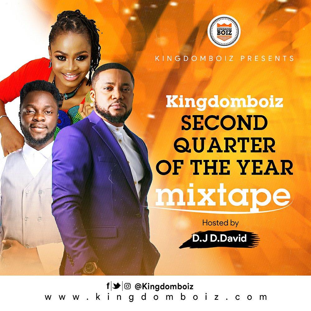 Kingdomboiz Releases Second Quarter Of The Year Mixtape