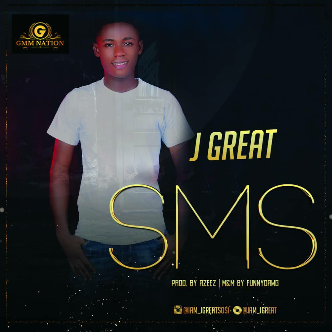 DOWNLOAD Music: J GREAT – SMS (Sold My Soul)