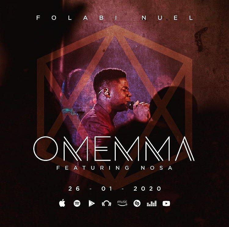 DOWNLOAD Music: Folabi Nuel – Omemma (Ft. Nosa)
