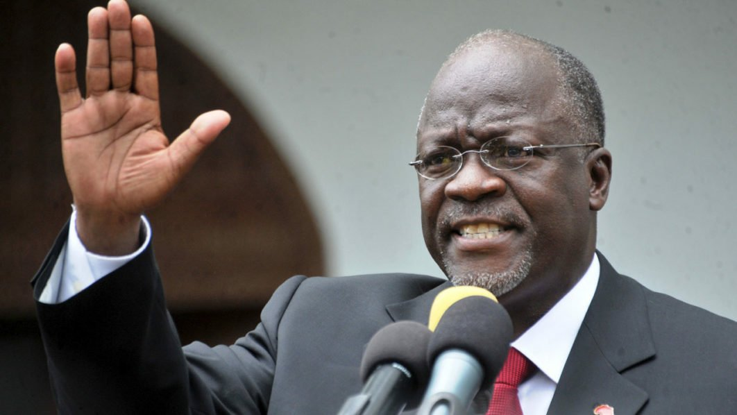 """""""I Won't Close Churches Corona Can't Survive In The Body Of Christ"""" – Pres. Magufuli"""