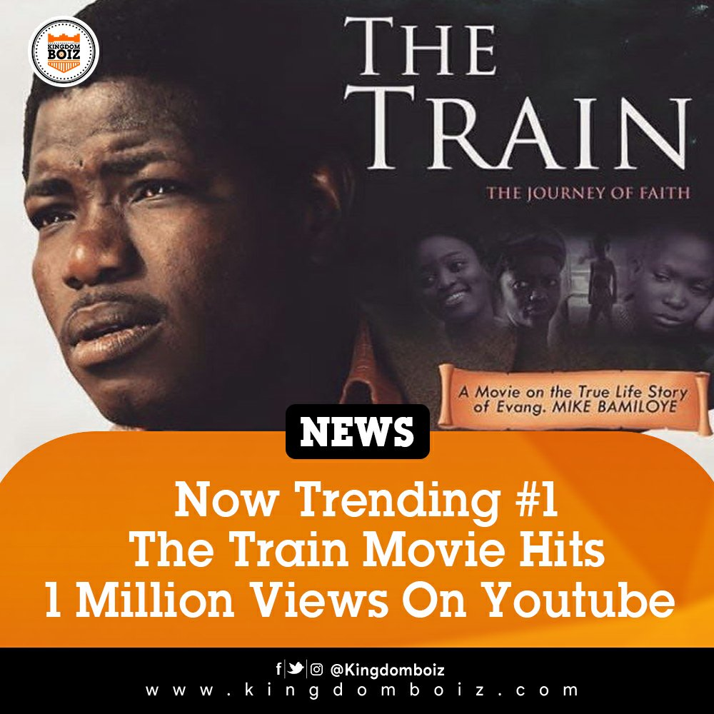 Now Trending #1 – The Train Movie Hits 1 Million Views On Youtube