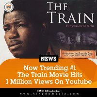 Now Trending #1 - The Train Movie Hits 1 Million Views On Youtube