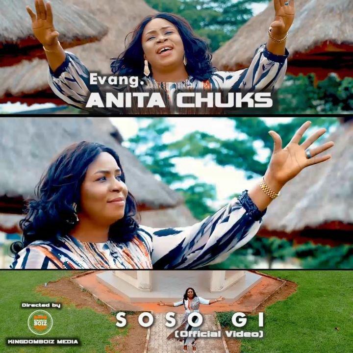MUSIC Video: Evang. Anita Chuks – Soso Gi (Official Video)