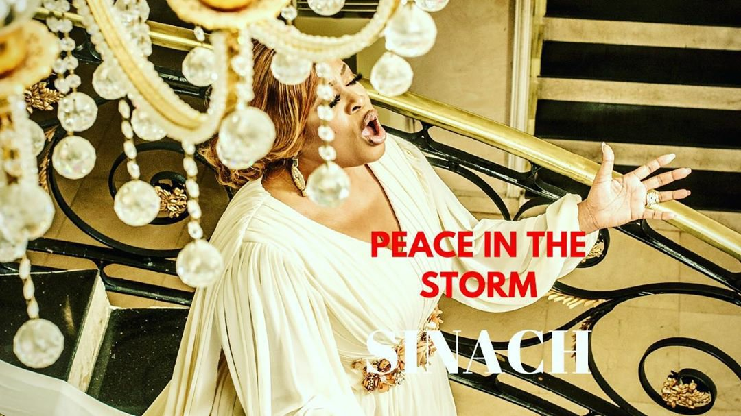MUSIC Video: Sinach – Peace In The Storm