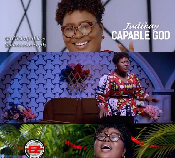 Music Video + Audio: Judikay – Capable God