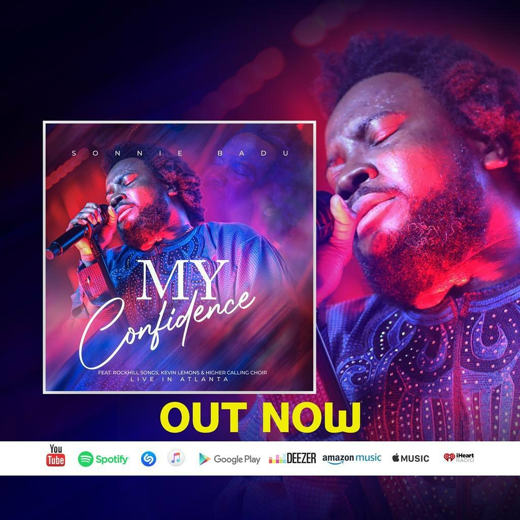 DOWNLOAD Music: – Sonnie Badu – My Confidence (ft. RockHill Songs, Kevin Lemons & Higher Calling Choir)