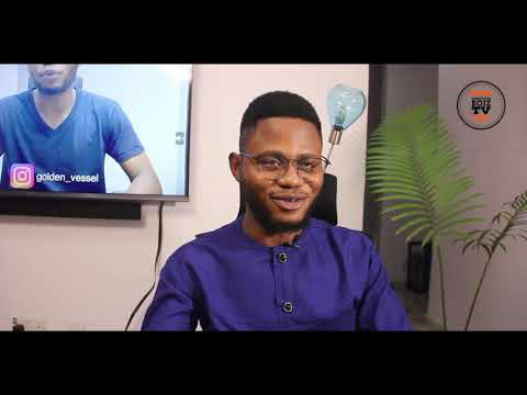 Kingdomboiz Tv: Exclusive Interview With Jegede Ifeoluwa (Golden Vessel)