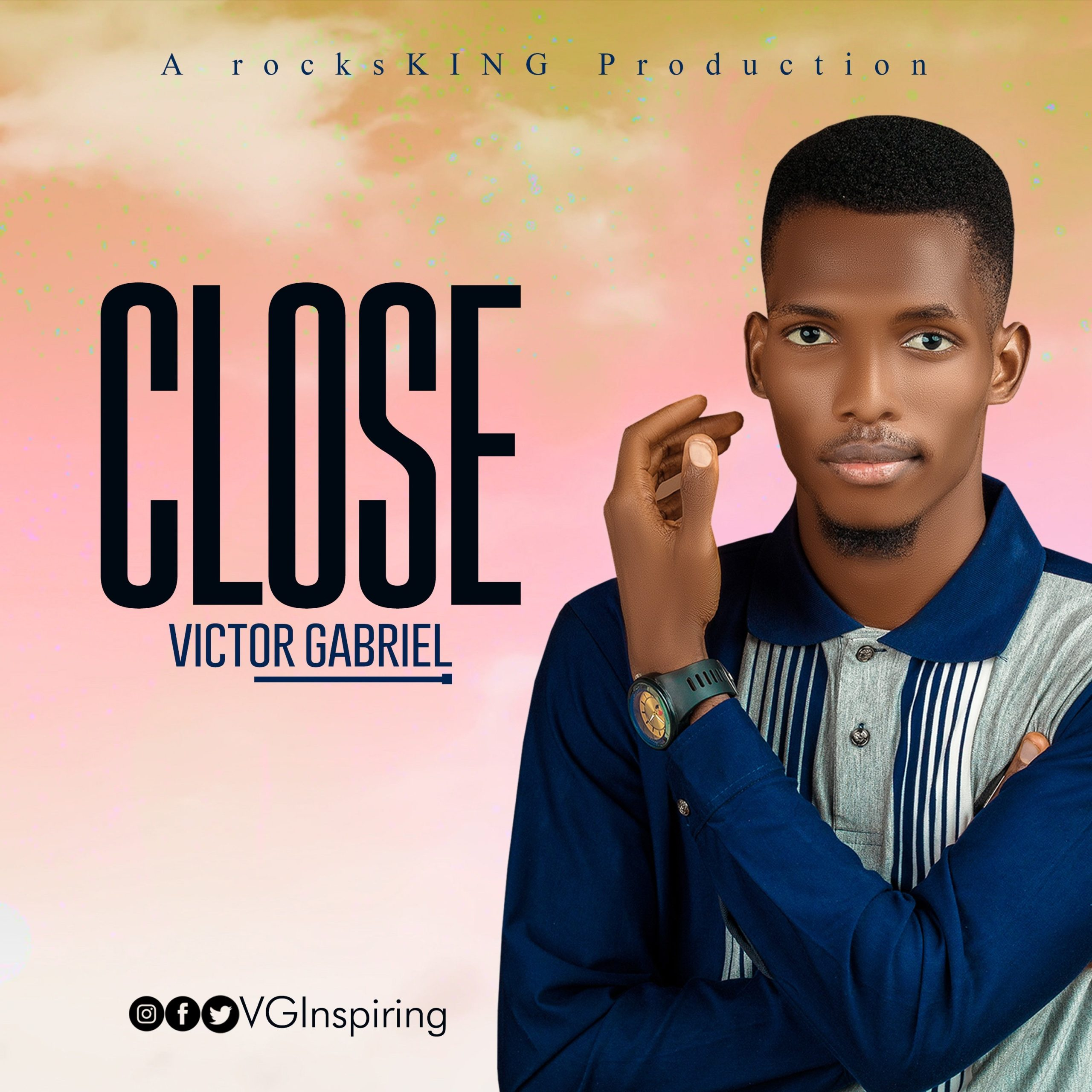 DOWNLOAD Music: Victor Gabriel – Close