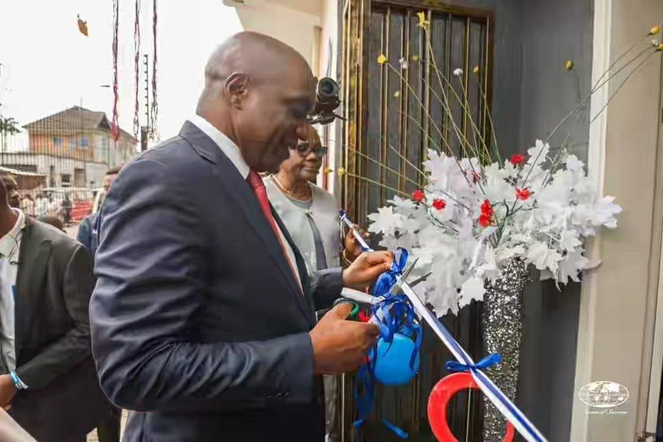 Pastor David Ibiyeomie Builds Brand New 100% Scholarship Primary School In Port Harcourt
