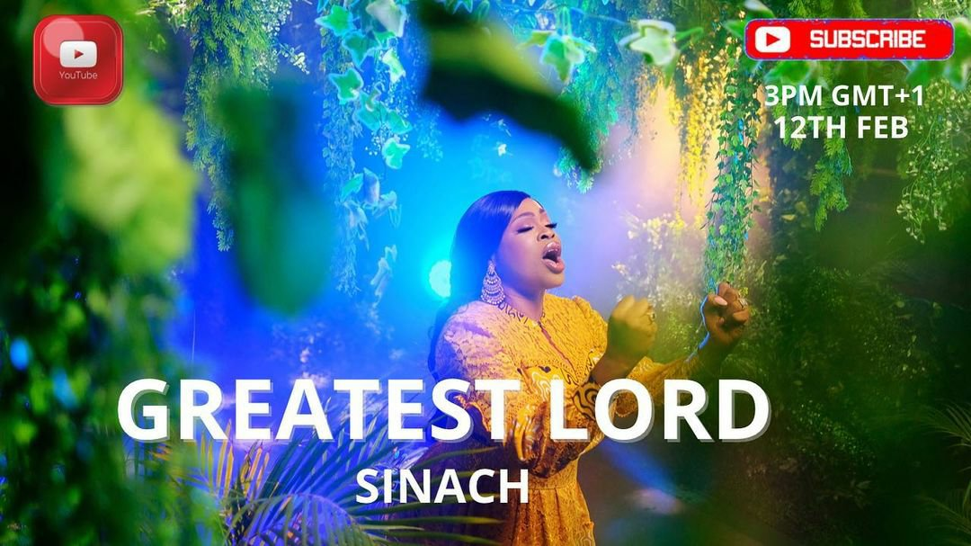 DOWNLOAD Music: Sinach – Greatest Lord
