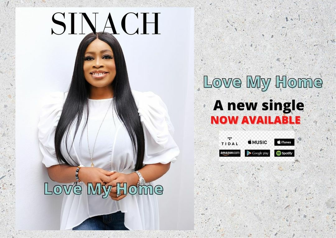 DOWNLOAD Music: Sinach – Love My Home