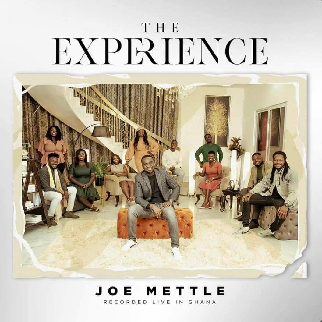 "Joe Mettle Releases New Album "" The Experience """