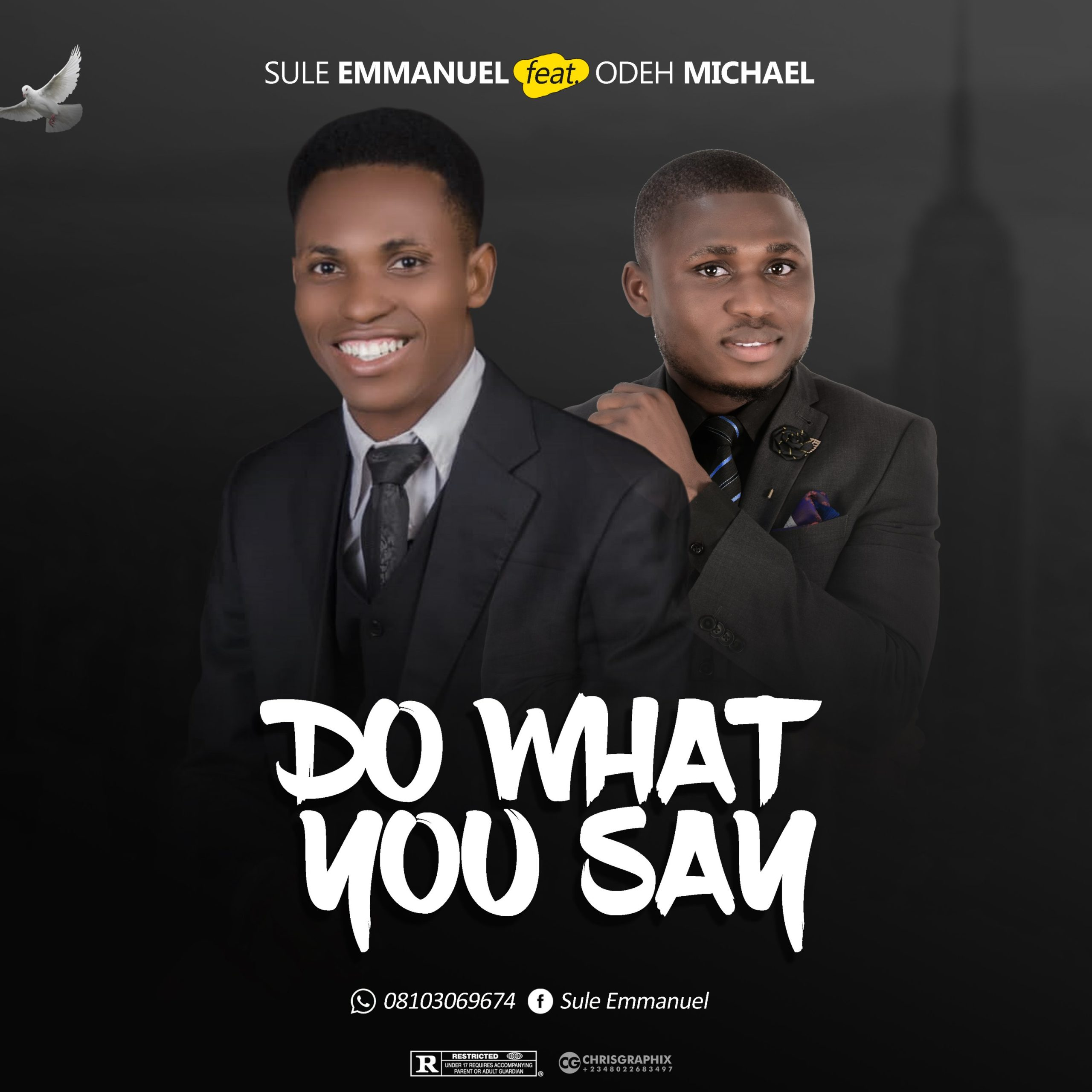 DOWNLOAD Music: Sule Emmanuel – Do What You Say (ft. Odeh Michael)