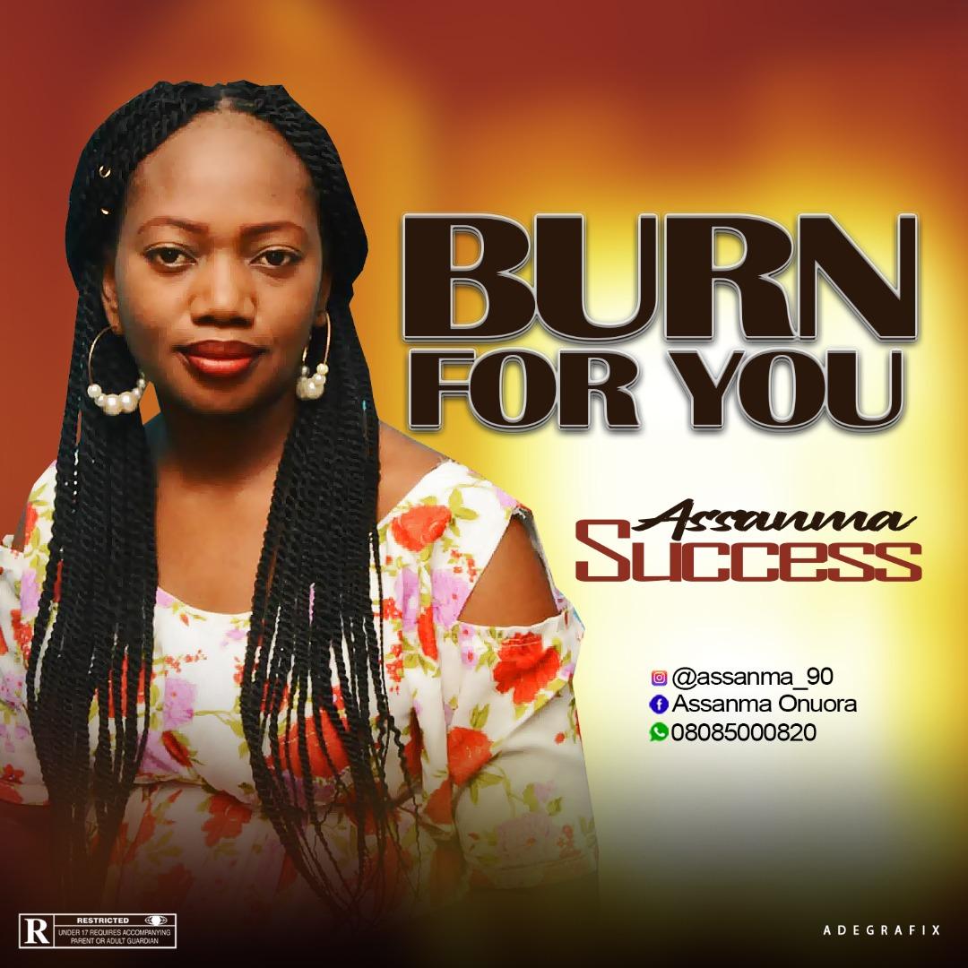 DOWNLOAD Musif Assanma Success –  Burn For You