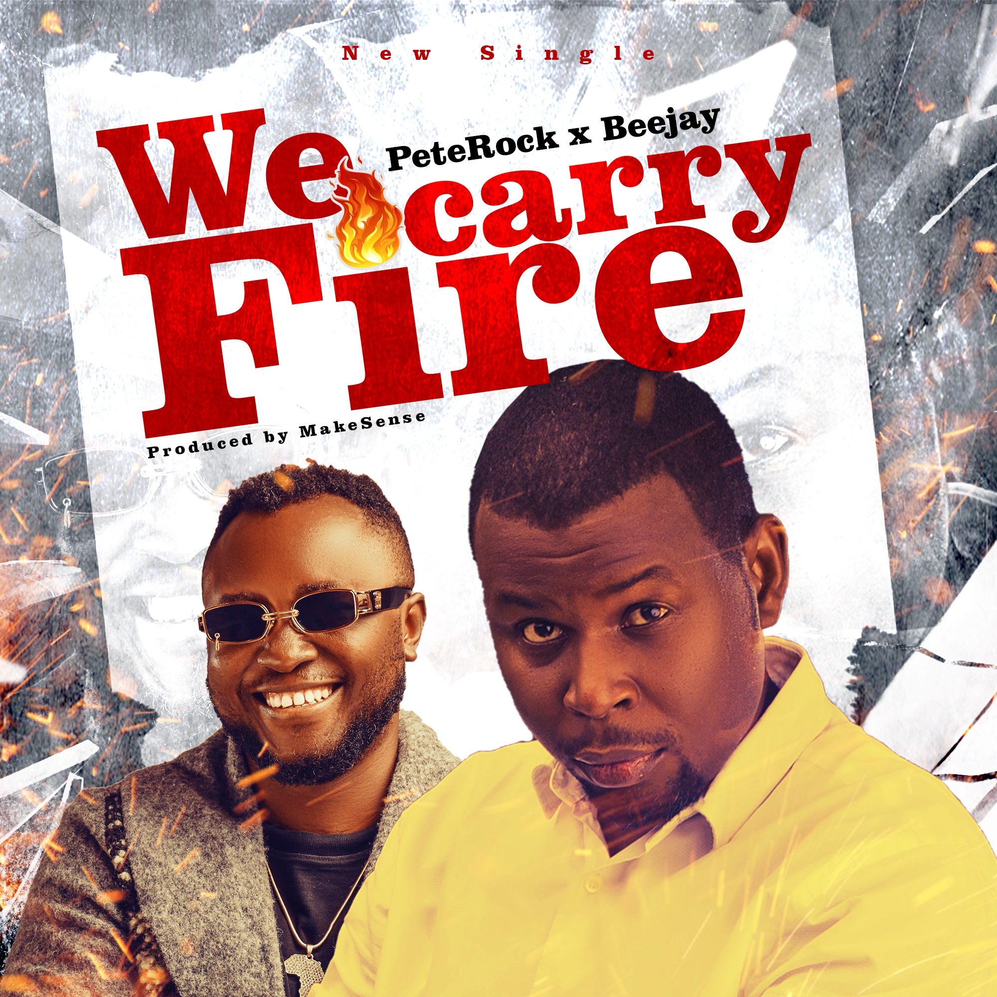 DOWNLOAD MP3: Pastor PeteRock X Beejay – We Carry Fire