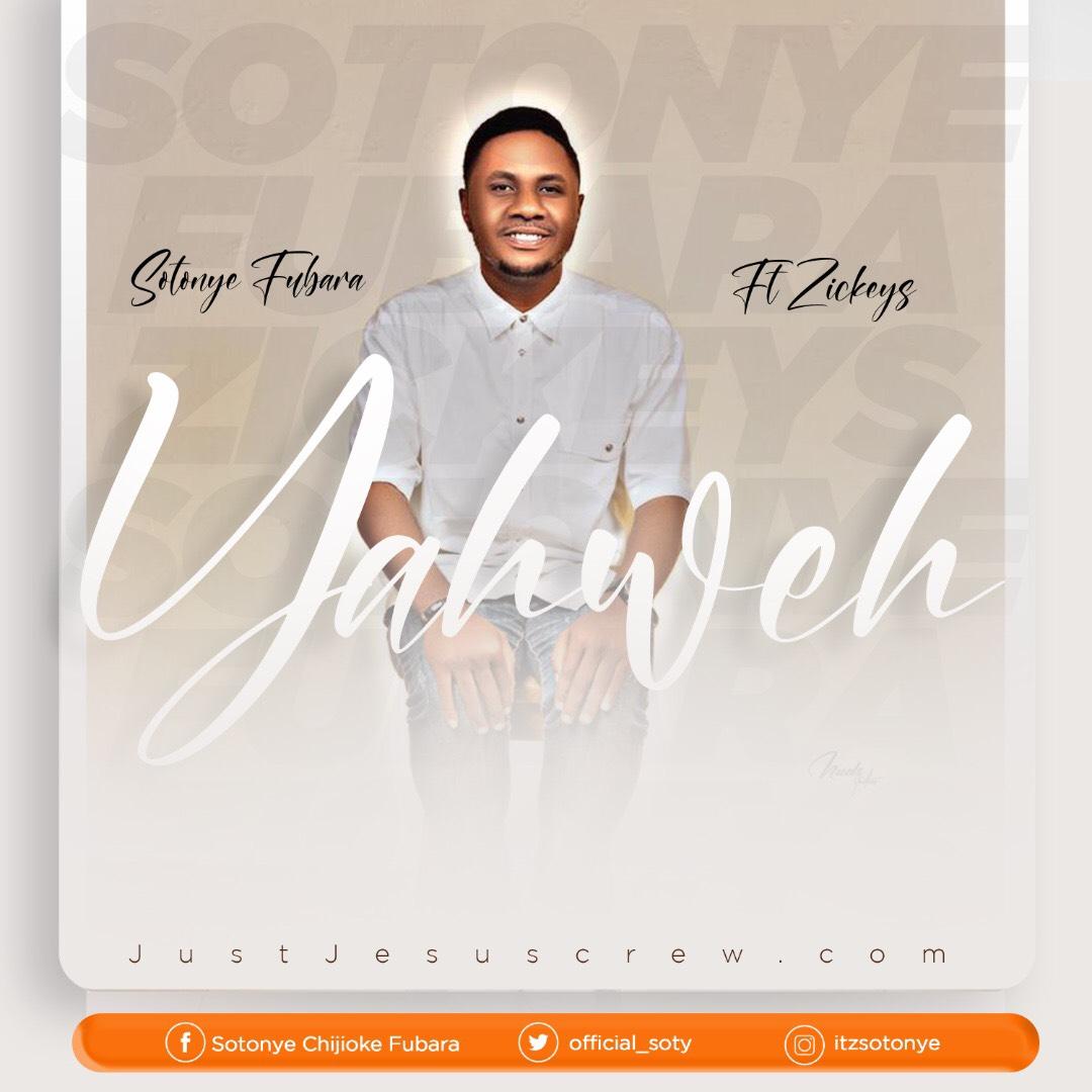 DOWNLOAD Music: Sotonye Fubara –  Yahweh