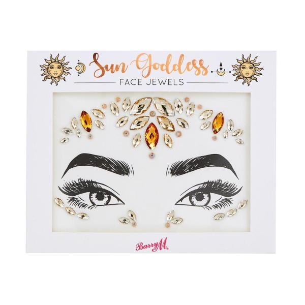 Barry M face jewels sun goddess