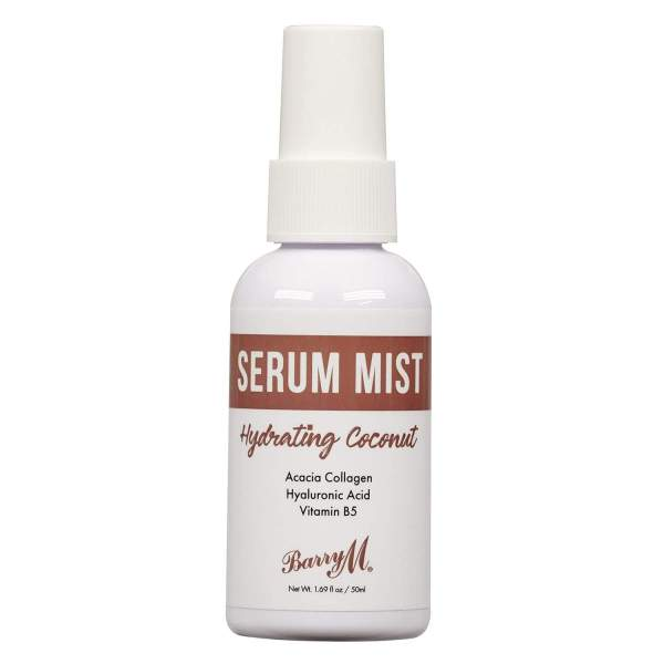 Barry M serum mist hydrating coconut