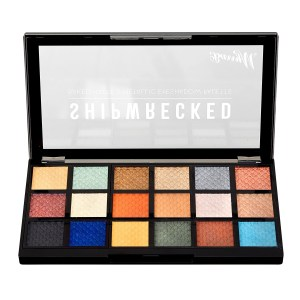 Barry M shipwrecked eyeshadow palette