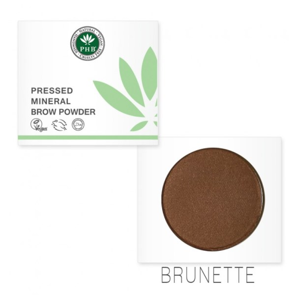 PHB Ethical Beauty brow powder brunette