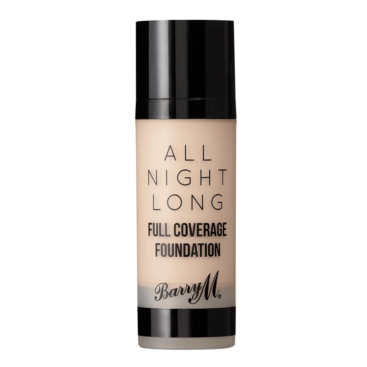 barry M all night long foundation milk