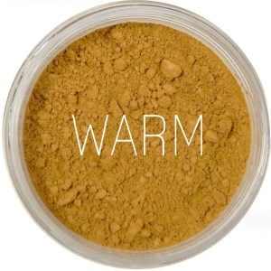 PHB Ethical Beauty mineral foundation warm