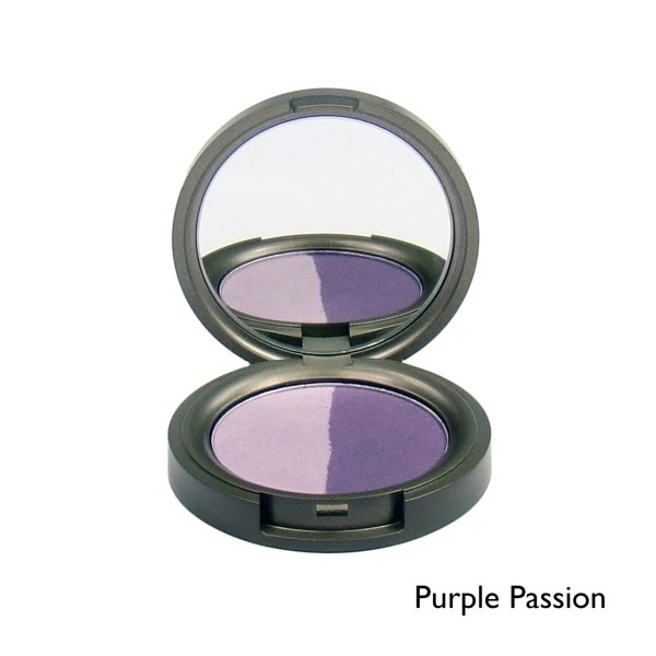 Beauty Without Cruelty eyeshadow duo purple passion