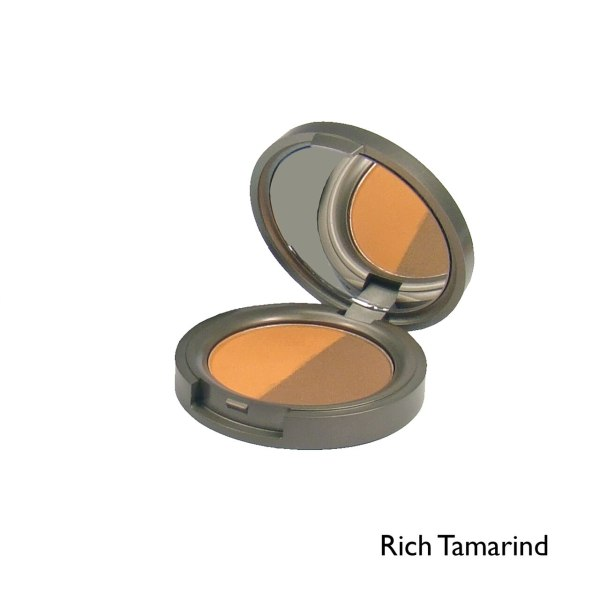 Beauty Without Cruelty eyeshadow duo rich tamarind