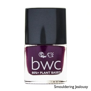Beauty Without Cruelty nail varnish smouldering jealousy