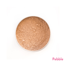 Love the planet foundations--pebble