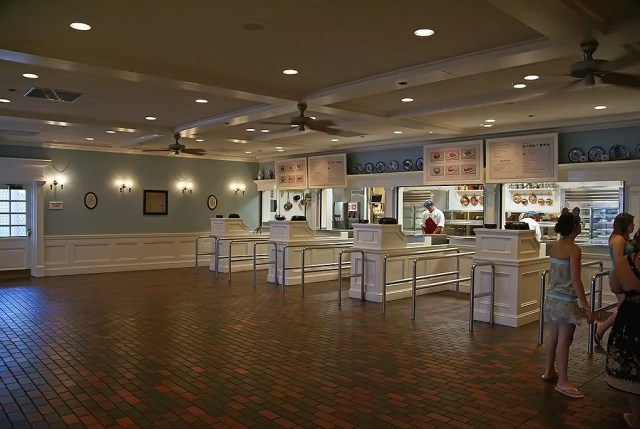 Ordering Lines - Liberty Inn