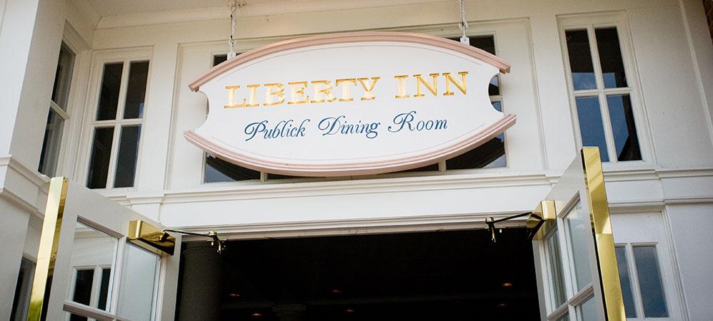 New York Strip Steak: Liberty Inn