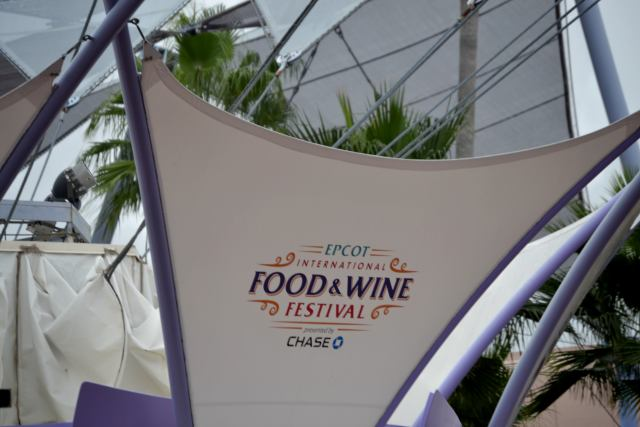 Food and Wine Festival Decorations