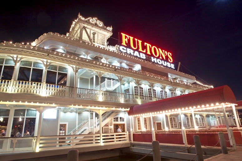 Fulton's Crab House: Lobster Corn Dogs