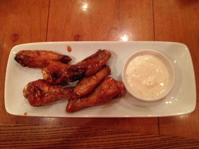 Habanero-Brown Sugar Chicken Wings