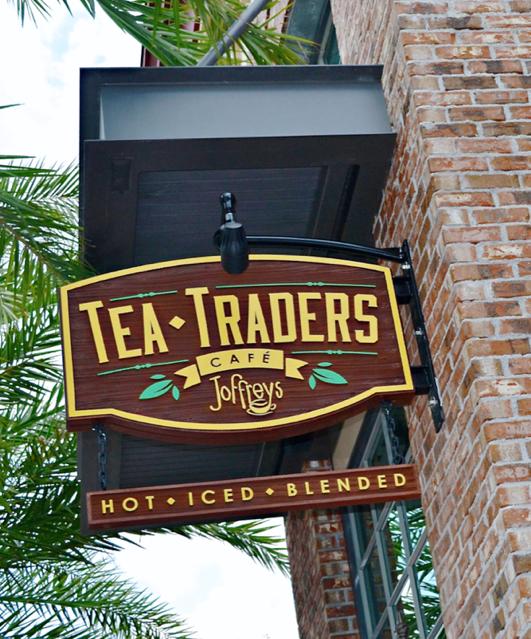 Tea Traders Café