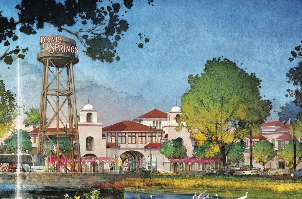 Disney Springs News and Updates