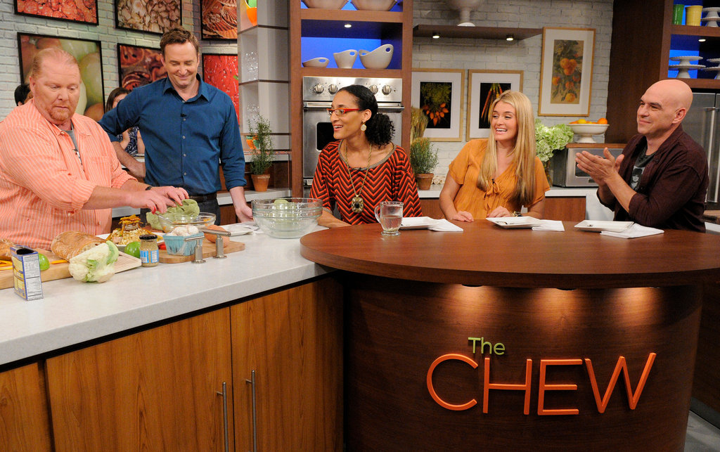 The Chew Returns in 2016
