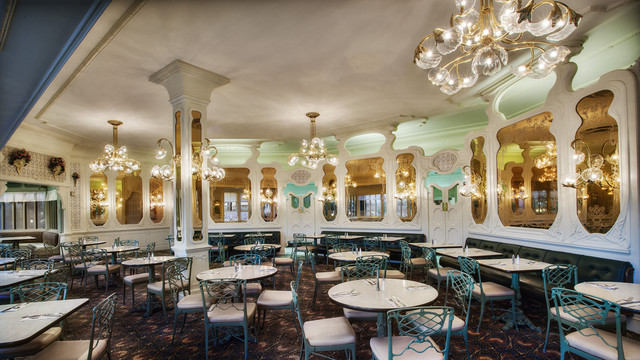 The Plaza Restaurant Walk-In Availability