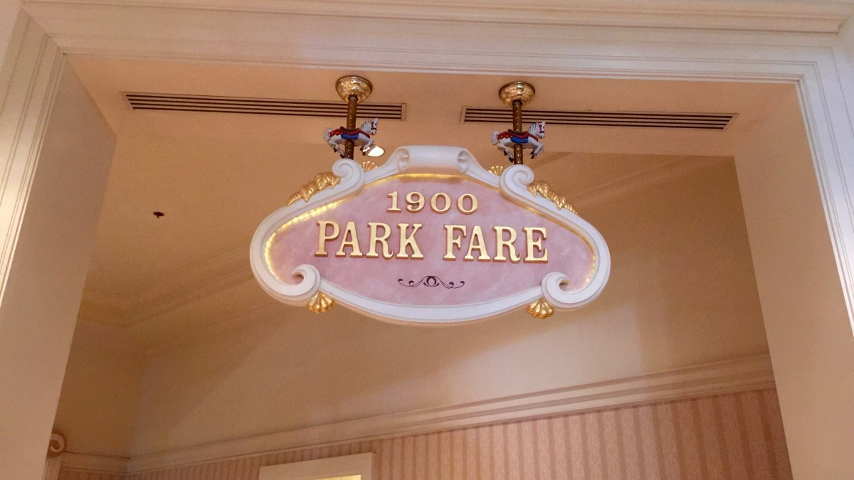 Disney's Grand Floridian Holiday Brunch